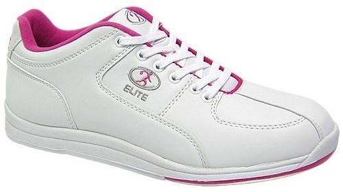 Elite Womens Ariel White/Pink - ALMOST NEW Main Image