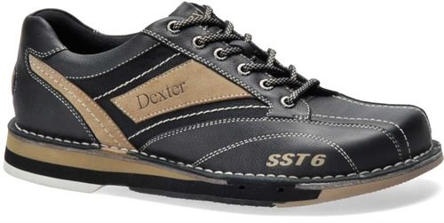 Dexter Mens SST 6 LZ Black/Stone Left Hand Main Image