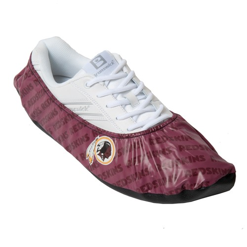 KR NFL Washington Redskins Shoe Covers Main Image