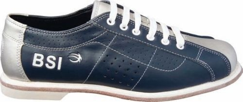 BSI Womens Blue/Silver Rental Shoe Main Image