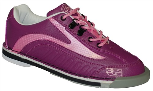 3G Womens Sport Classic Purple/Pink LH Main Image