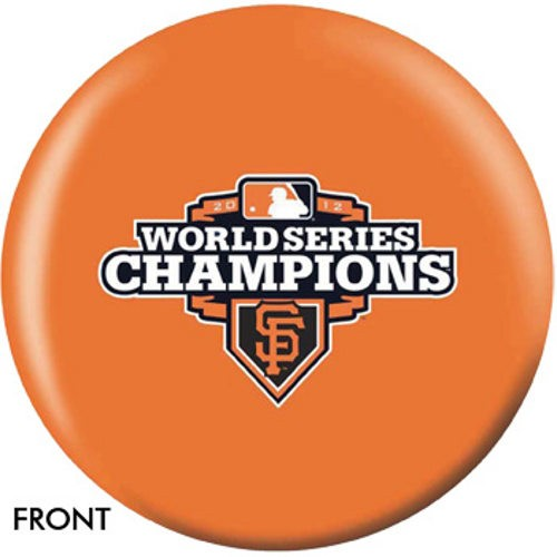 OnTheBallBowling MLB San Francisco Giants World Series 2012 Org Main Image