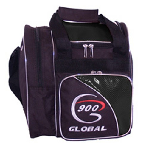 900Global Fresh 1 Ball Tote Black Main Image