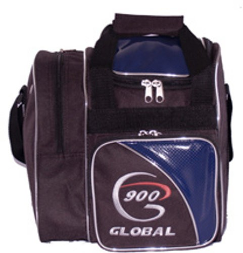 900Global Fresh 1 Ball Tote Blue Main Image
