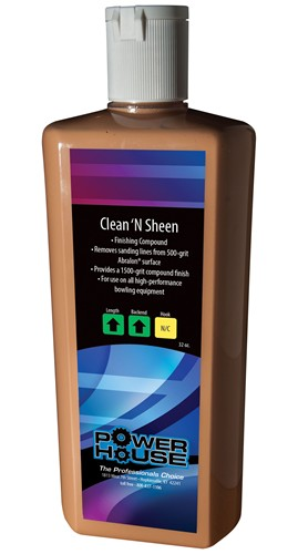Powerhouse Clean n' Sheen Quart Main Image