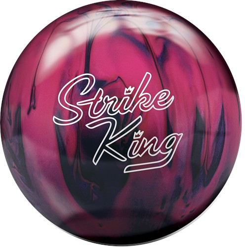 Brunswick Strike King Purple/Pink Pearl Main Image