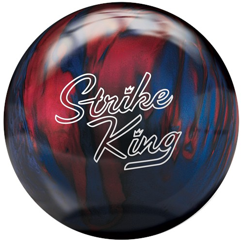 Brunswick Strike King Blue/Red Pearl Main Image