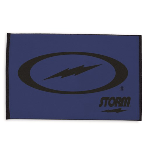 Storm Signature Towel Blue/Black Main Image