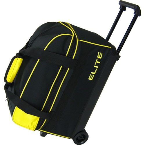 Elite Basic Double Roller Yellow Main Image