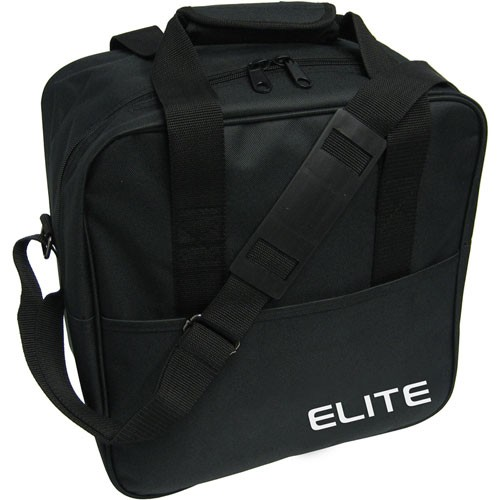 Elite Basic Black Single Tote Main Image