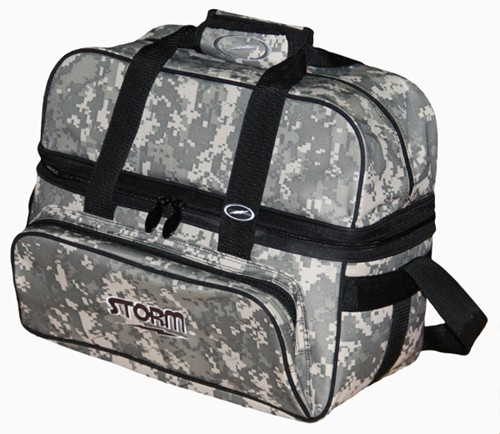 Storm 2 Ball Deluxe Tote Camo Main Image