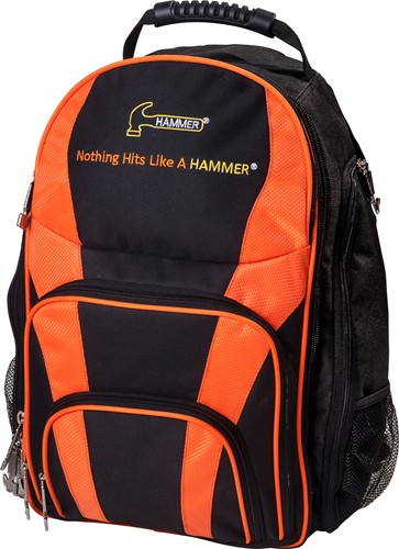 Hammer Tournament Backpack Black/Orange Main Image