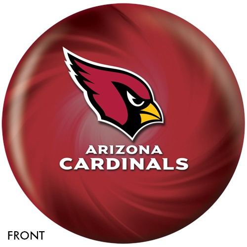 KR Arizona Cardinals NFL Ball Main Image