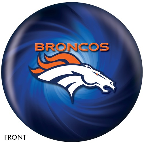KR Strikeforce Denver Broncos NFL Ball Main Image