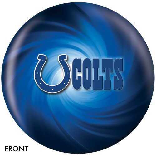 KR Indianapolis Colts NFL Ball Main Image