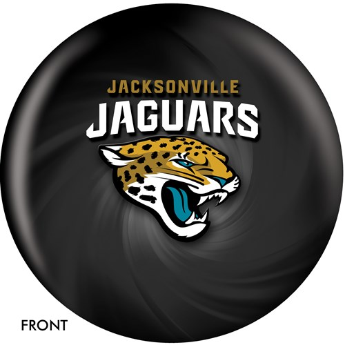 KR Strikeforce Jacksonville Jaguars NFL Ball Main Image