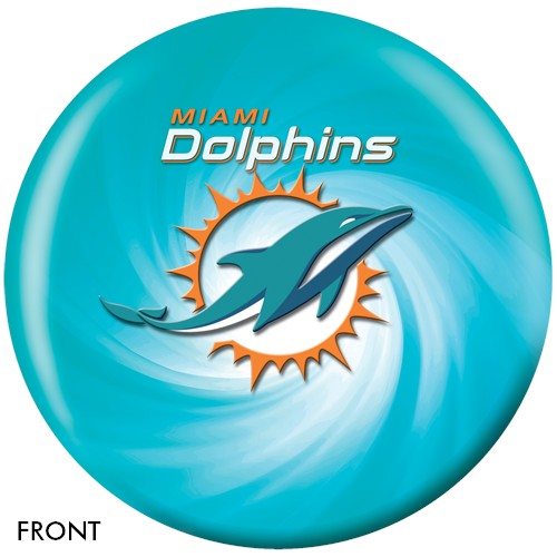 KR Strikeforce Miami Dolphins NFL Ball Main Image
