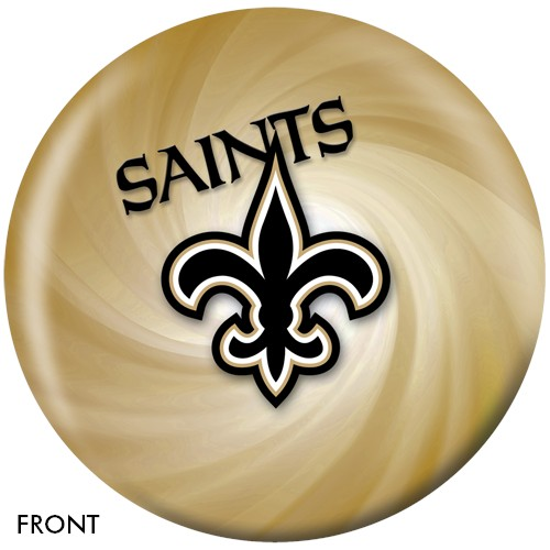 KR New Orleans Saints NFL Ball Main Image