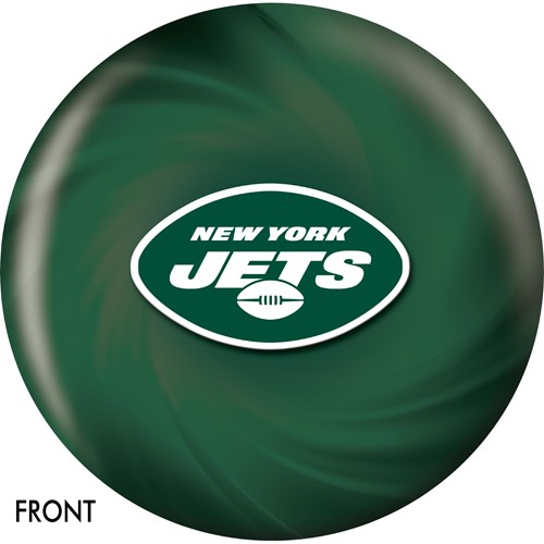 KR New York Jets NFL Ball Main Image