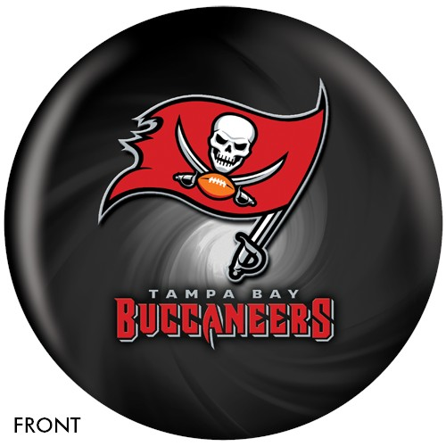 KR Tampa Bay Buccaneers NFL Ball Main Image