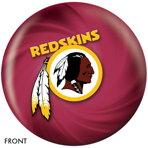 KR Washington Redskins NFL Ball Main Image