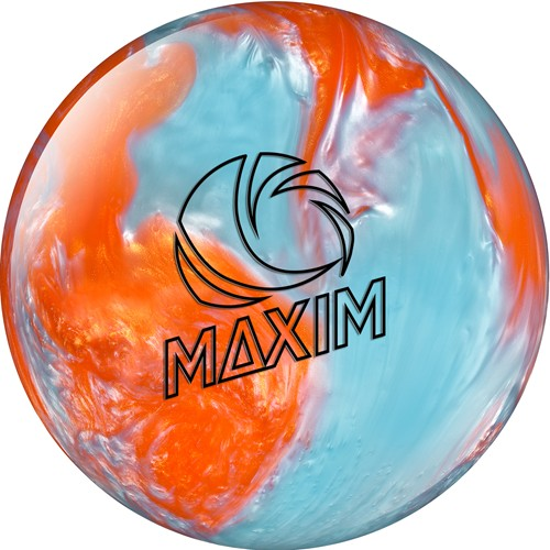 Ebonite Maxim Orange Crystal Main Image