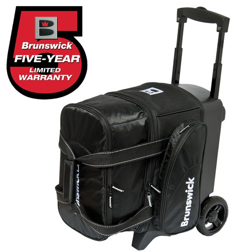 Brunswick Flash C Single Roller Black Main Image