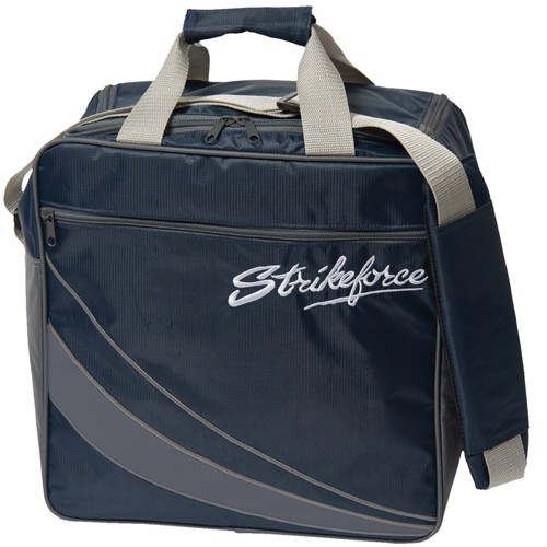 KR KRaze Single Tote Navy/Charcoal Main Image