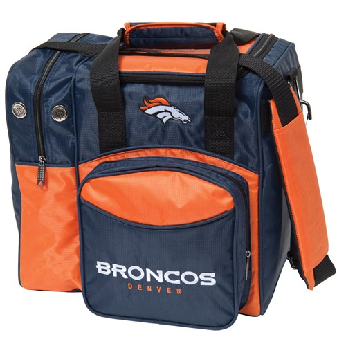 KR Denver Broncos NFL Single Tote Main Image
