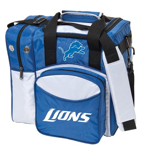KR Detroit Lions NFL Single Tote Main Image