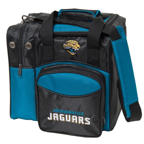 KR Strikeforce Jacksonville Jaguars NFL Single Tote Main Image