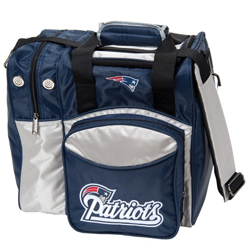 KR New England Patriots NFL Single Tote Main Image