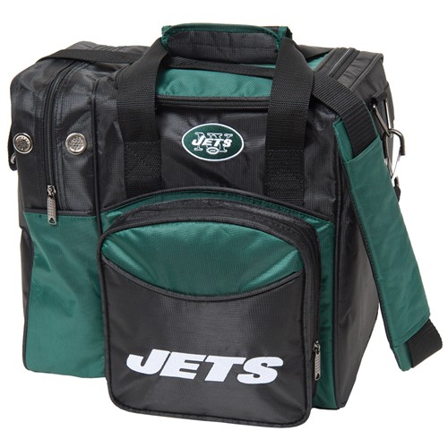 KR Strikeforce New York Jets NFL Single Tote Main Image