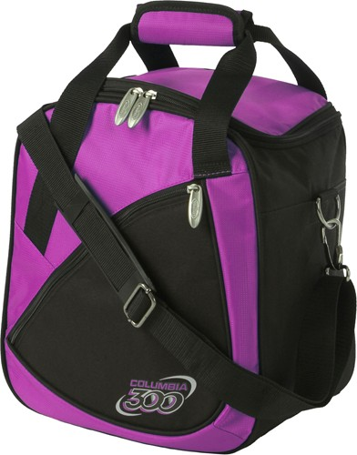 Columbia Team C300 Single Tote Purple Main Image