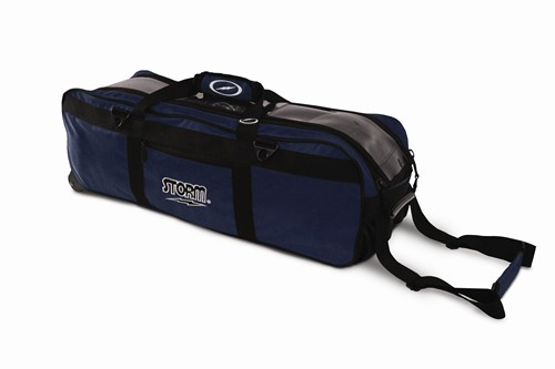 Storm 3 Ball Tournament Roller/Tote Navy Main Image