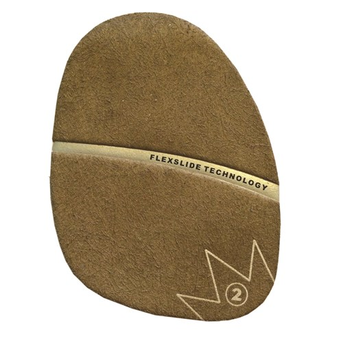 Brunswick SP-2 Brown Suede Slide Pad Main Image