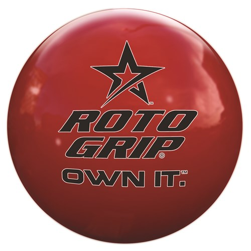 Roto Grip Own It Clear Polyester Main Image