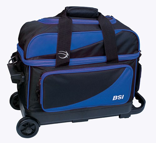 BSI Prestige Double Ball Roller Blue/Black Main Image