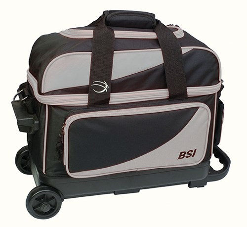 BSI Prestige Double Ball Roller Grey/Black Main Image