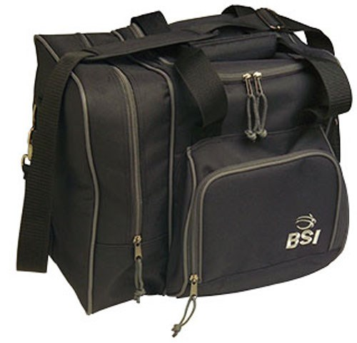 BSI Deluxe Single Tote Black Main Image