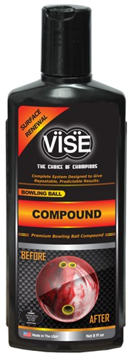 VISE Bowling Ball Compound 8oz Main Image