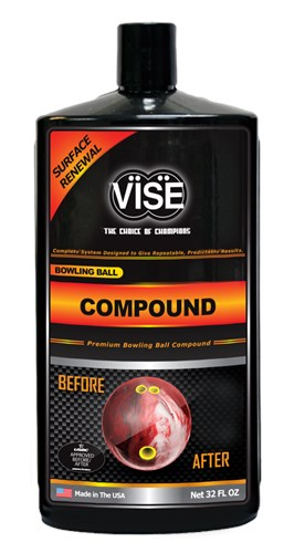 VISE Bowling Ball Compound 32oz Main Image