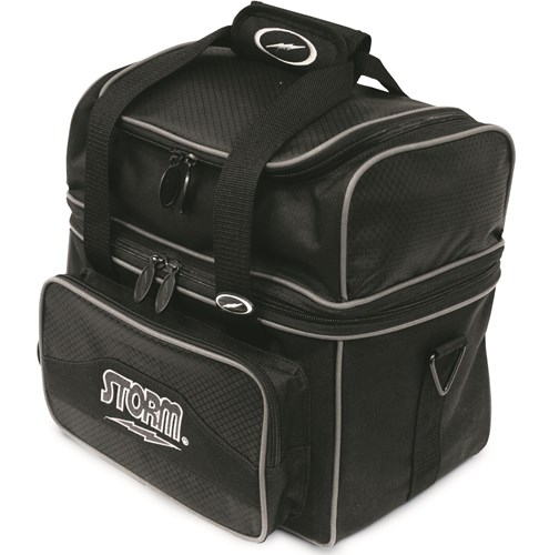 Storm 1 Ball Flip Tote Black Main Image