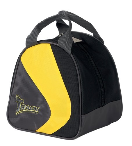 Track Plus One Yellow/Black/Grey Single Tote Main Image