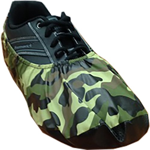 Brunswick Blitz Shoe Covers Camo Main Image