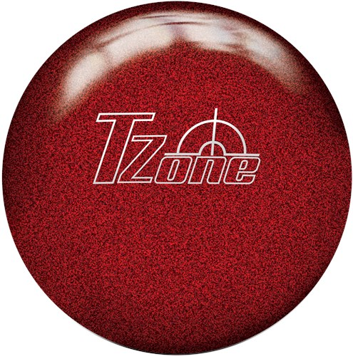 Brunswick TZone Candy Apple Red Main Image
