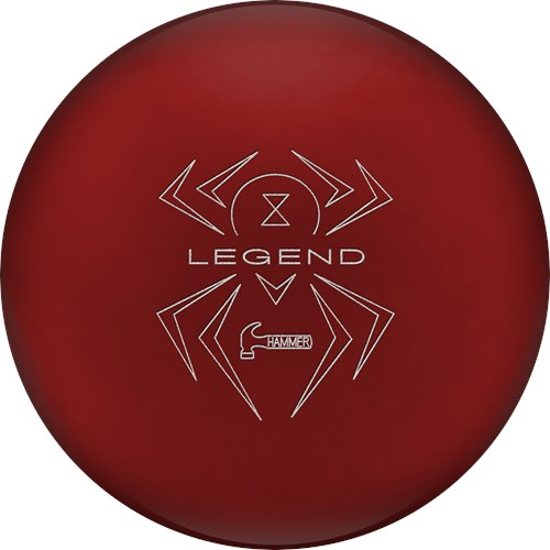 Hammer Black Widow Red Legend Solid Main Image