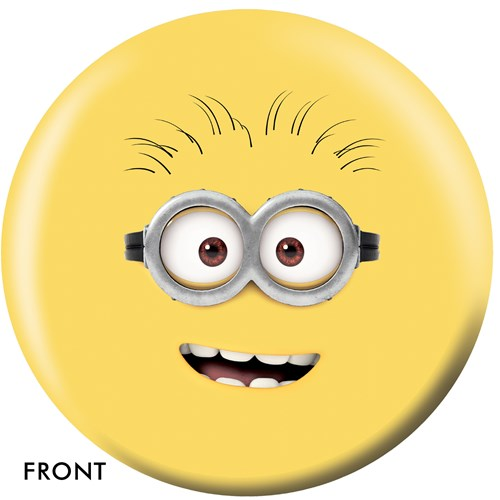 OnTheBallBowling Despicable Me Minions Googlehead Main Image