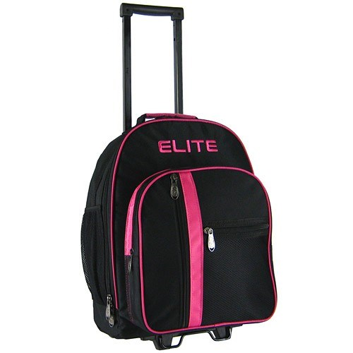 Elite Ace Single Roller Pink/Black Main Image