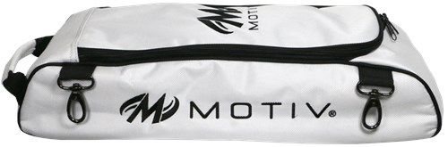 Motiv Ballistix Shoe Bag White Main Image